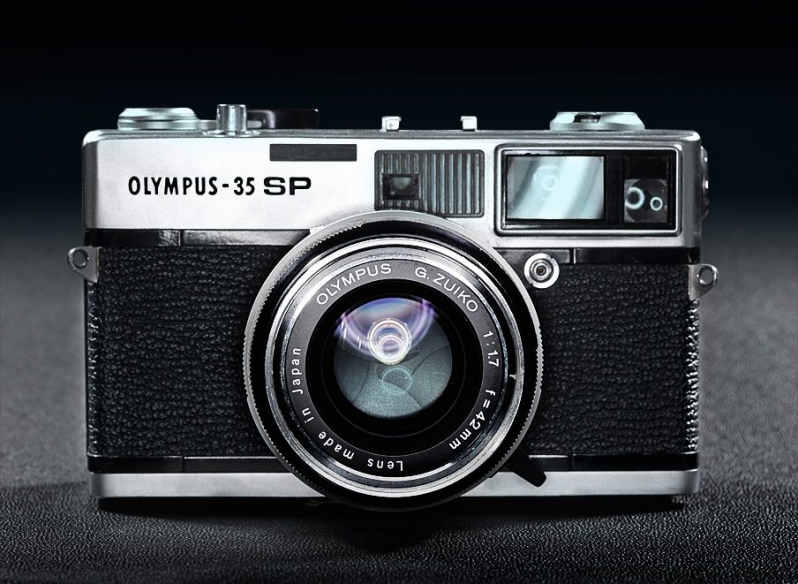 Camera of the day / Olympus 35SP