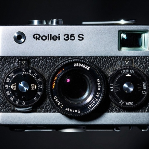 Camera of the day / Rollei 35 S